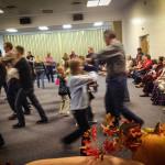 line dancing: do-si-do