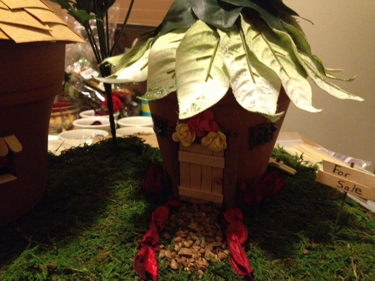 Geoff Groberg » Fairy Houses